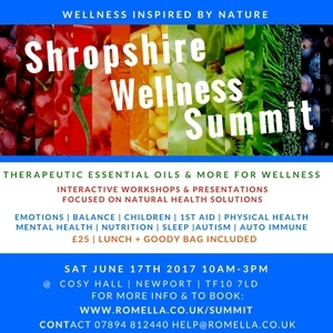 Shropshire Wellness Summit