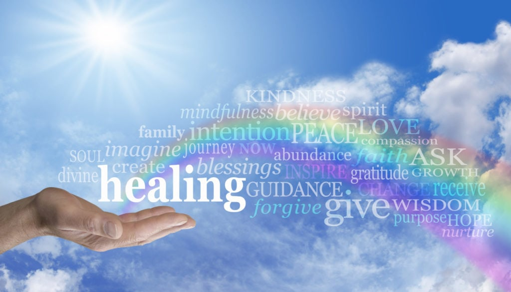 7 chakras Free intuitive healing workshop