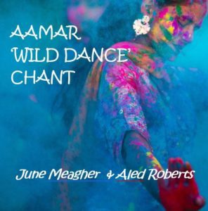 Cover of AAMAR WIld Dance Chant CD By June Meagher