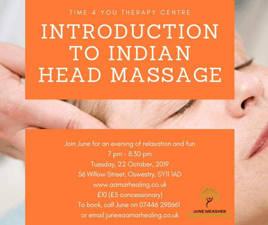 INtro to Head Massage