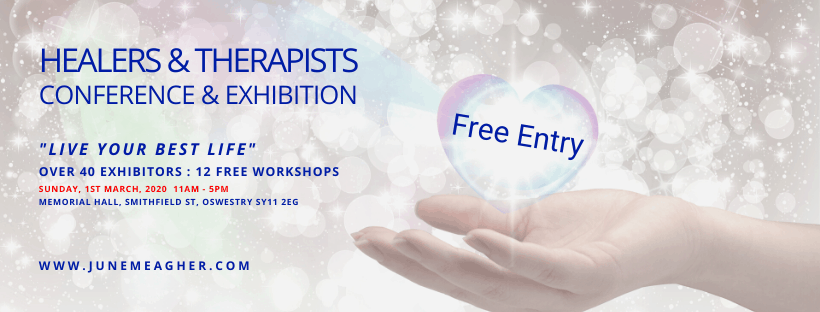 hEALERS & tHERAPISTS cONFERENCE & eXHIBITION