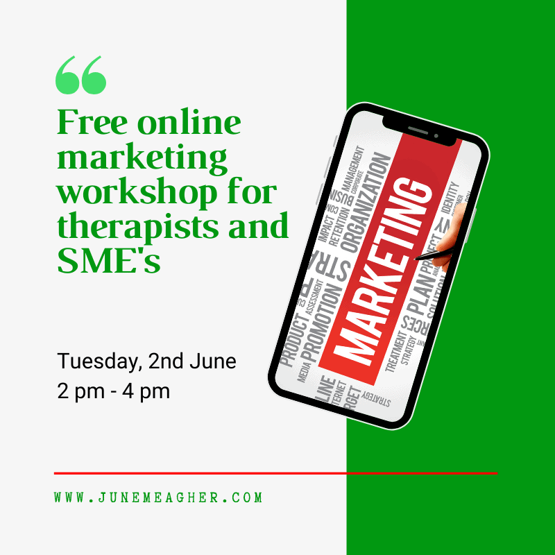 free online marketing workshop