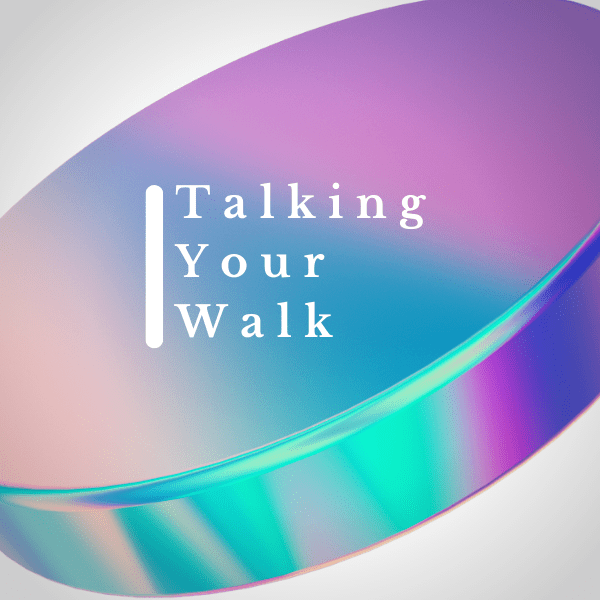 june meagher offers Talking your walk