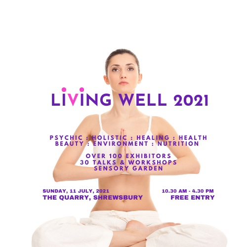 LivingWell 2021 Shrewsbury