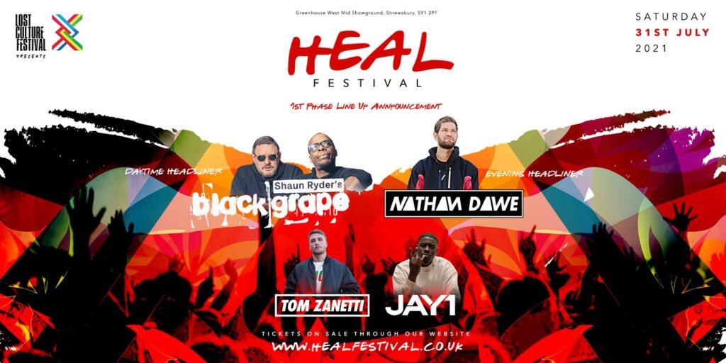 Heal Festival